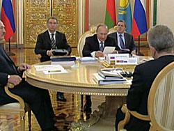 Президенты России, Белоруссии и Казахстана обсудили будущие принципы работы ЕврАзЭС