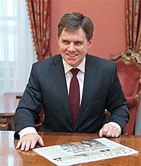 Интервью Посла Беларуси в России И. Петришенко газете «Союз. Беларусь – Россия»