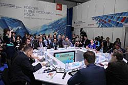 В ходе Красноярского экономического форума состоялись переговоры о развитии экономических отношений с Беларусью