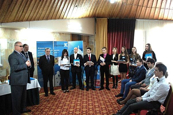В финальный день Форума определилась команда-победитель стратегической проектной игры